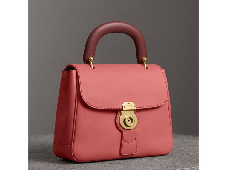 The Medium DK88 Top Handle Bag in Blossom Pink - Women | Burberry United Kingdom - cell image 4