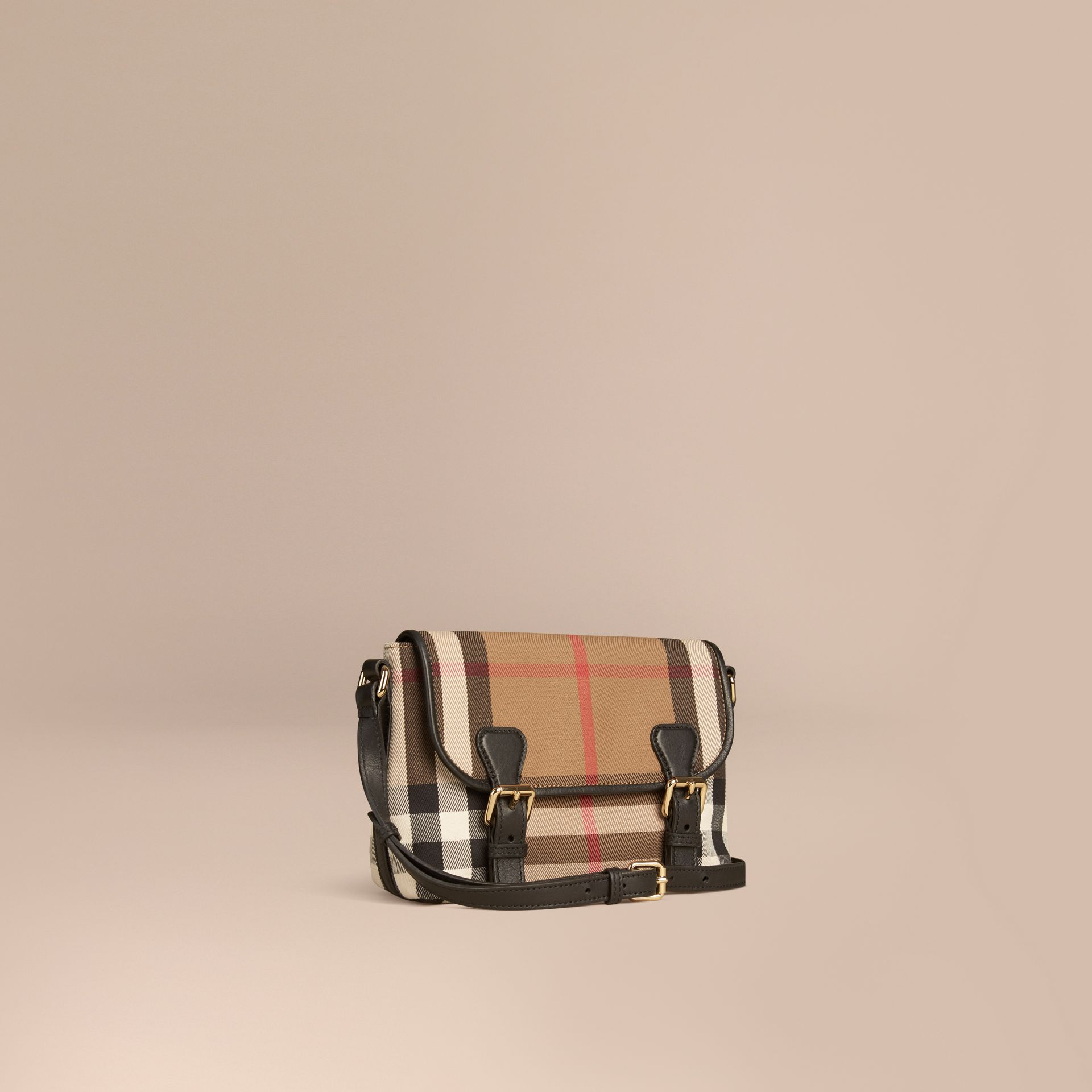 Black House Check Satchel - gallery image 1