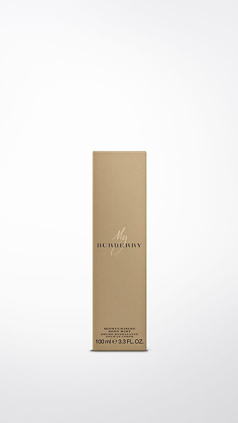 Honey trench My Burberry Moisturising Body Mist 100ml - Image 2