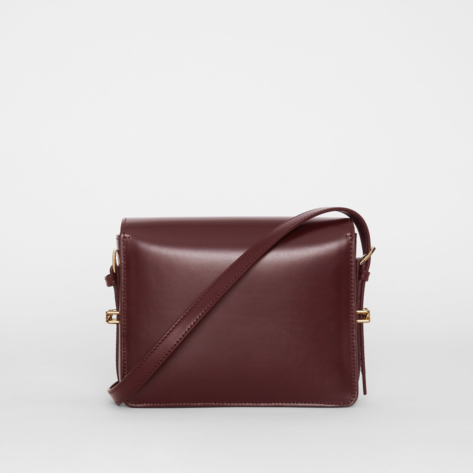Small Leather Grace Bag in Oxblood - Women | Burberry United Kingdom - gallery image 7