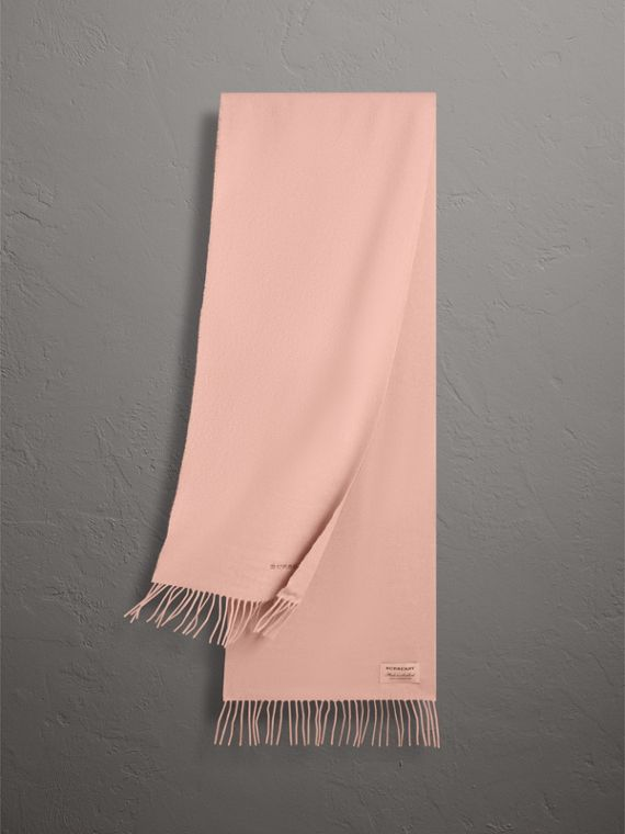 The Classic Cashmere Scarf in Ash Rose