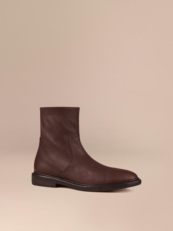 Deerskin Boots