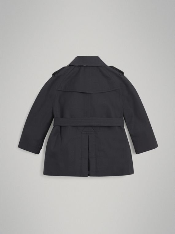 The Wiltshire Trench Coat in Navy | Burberry Australia - cell image 3