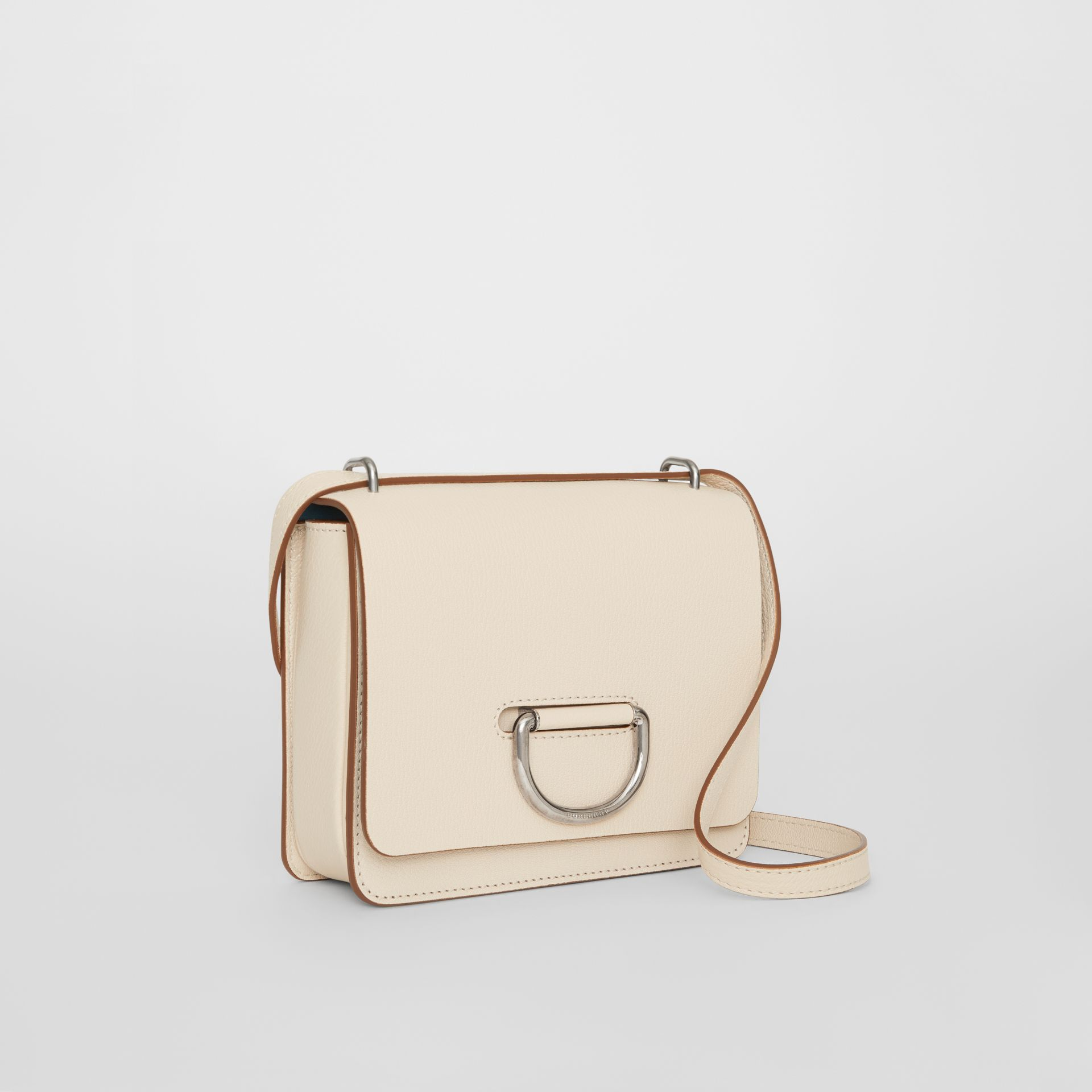 Petit sac The D-ring en cuir (Stone) - Femme | Burberry Canada - photo de la galerie 6