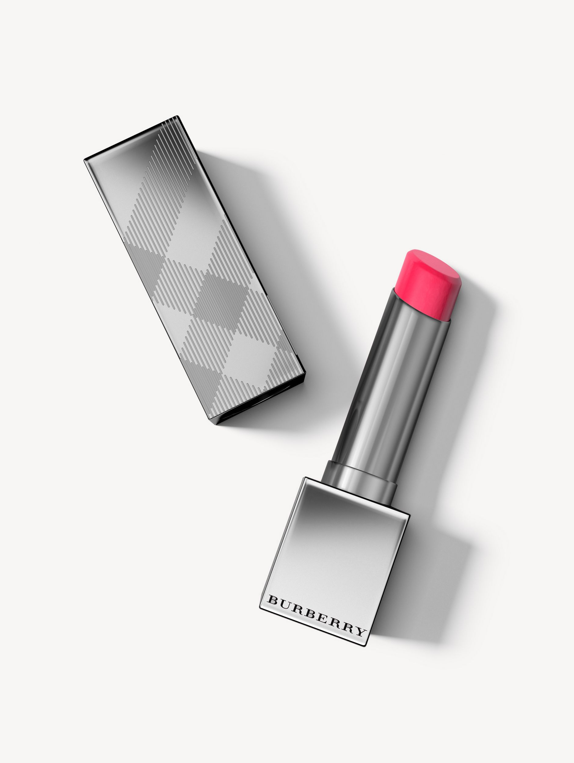 Burberry Kisses Sheer – Bright Pink No.233 - Women | Burberry - 1