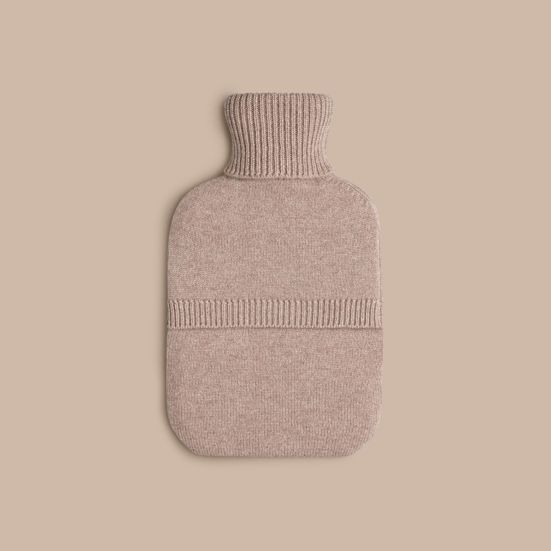 Camel The Bobby Graphic Cashmere Hot Water Bottle Cover - gallery image 2