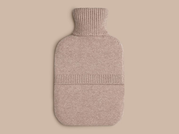 Camel The Bobby Graphic Cashmere Hot Water Bottle Cover - cell image 1