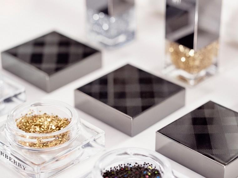 Black glitter 02 Shimmer Dust – Black Glitter No.02 - cell image 2
