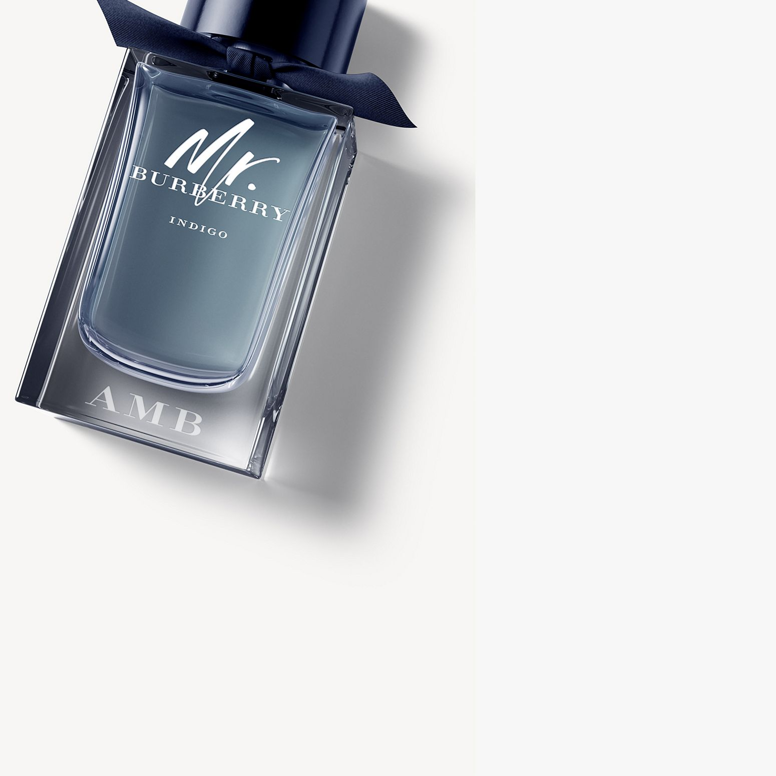 Eau de Toilette Mr. Burberry Indigo 150 ml - Homme | Burberry Canada - photo de la galerie 0