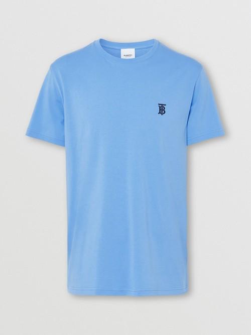 BURBERRY T-shirts Monogram Motif Cotton T-shirt
