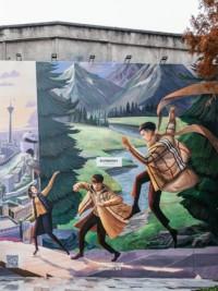 Chengdu Mural