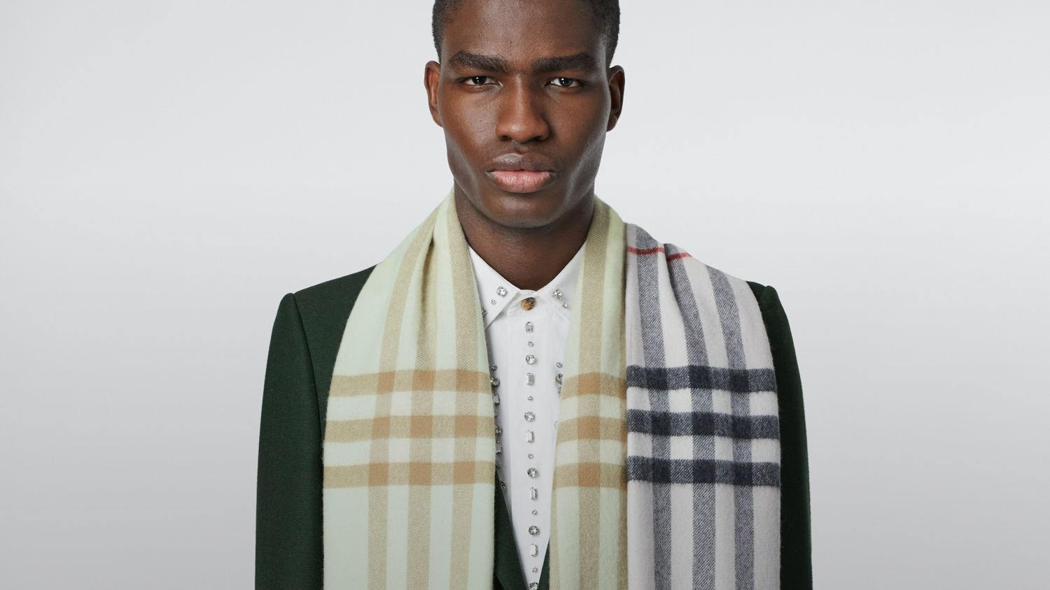 Schaldesigns von Burberry