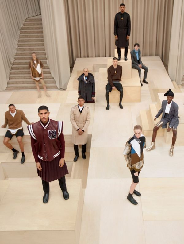The Autumn/Winter 2021 Men's Looks