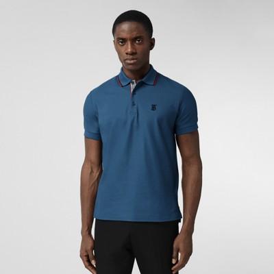 Men's Designer Polo Shirts & T-shirts | Burberry® Official