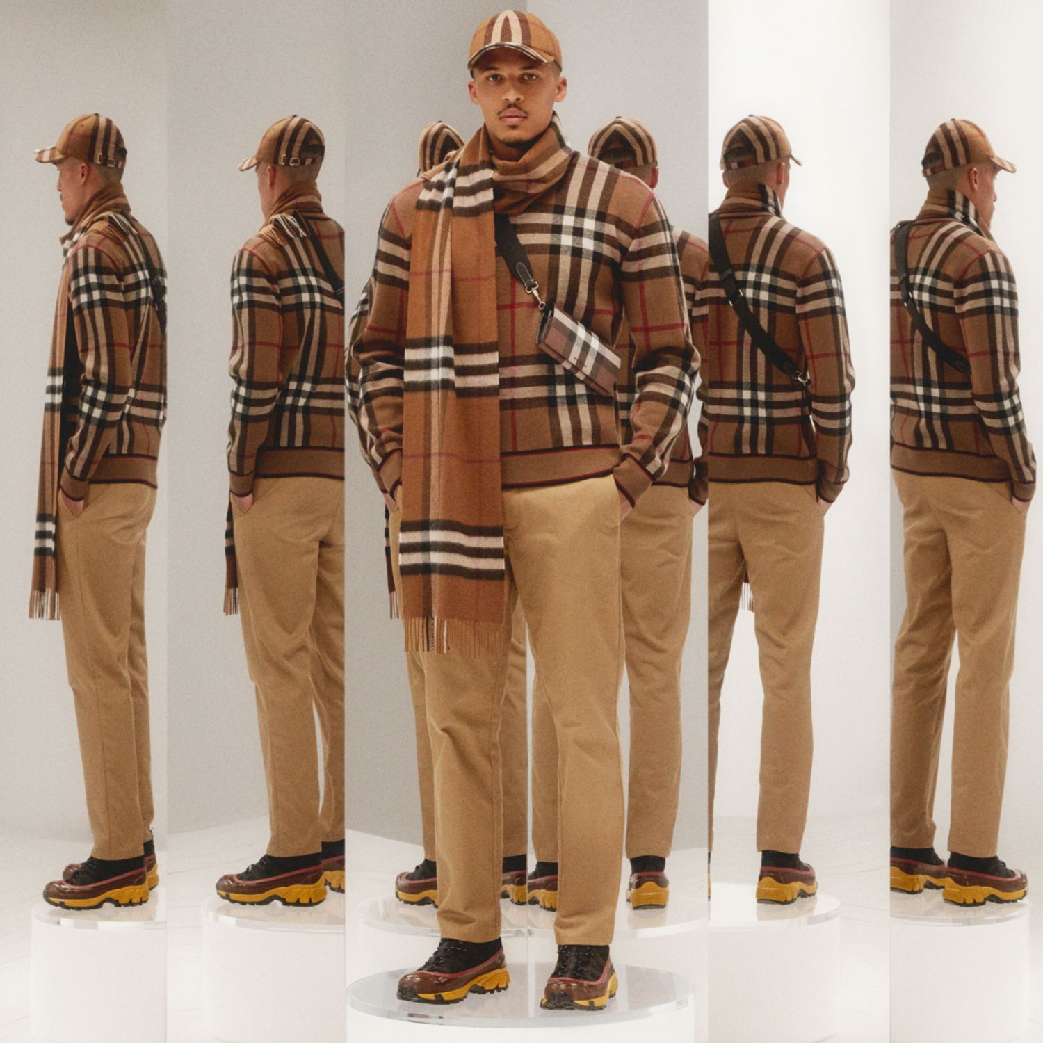 Les codes Burberry