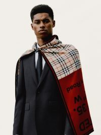 Burberry Supports Youth