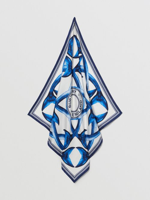 BURBERRY Accessories Mermaid Tail Pr