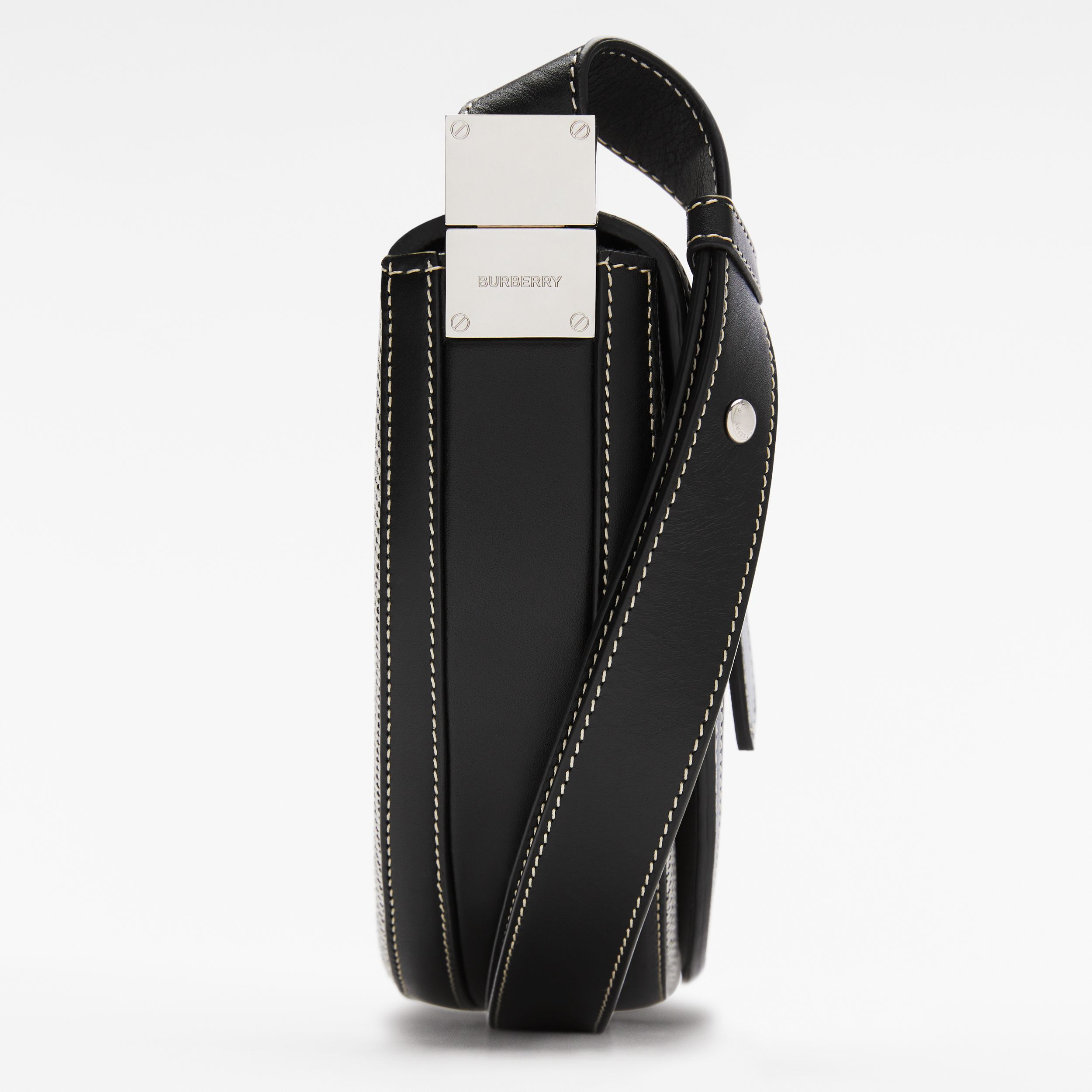 Small Leather Olympia Bag in Black - Women | Burberry Singapore - 2