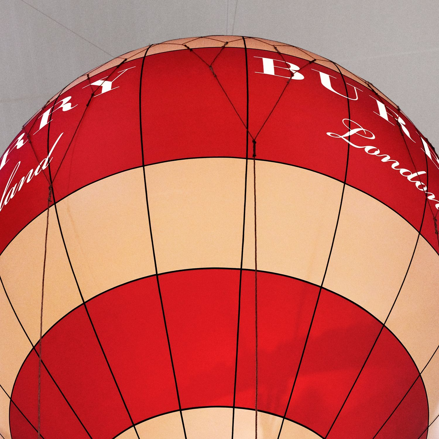 The Burberry Balloon