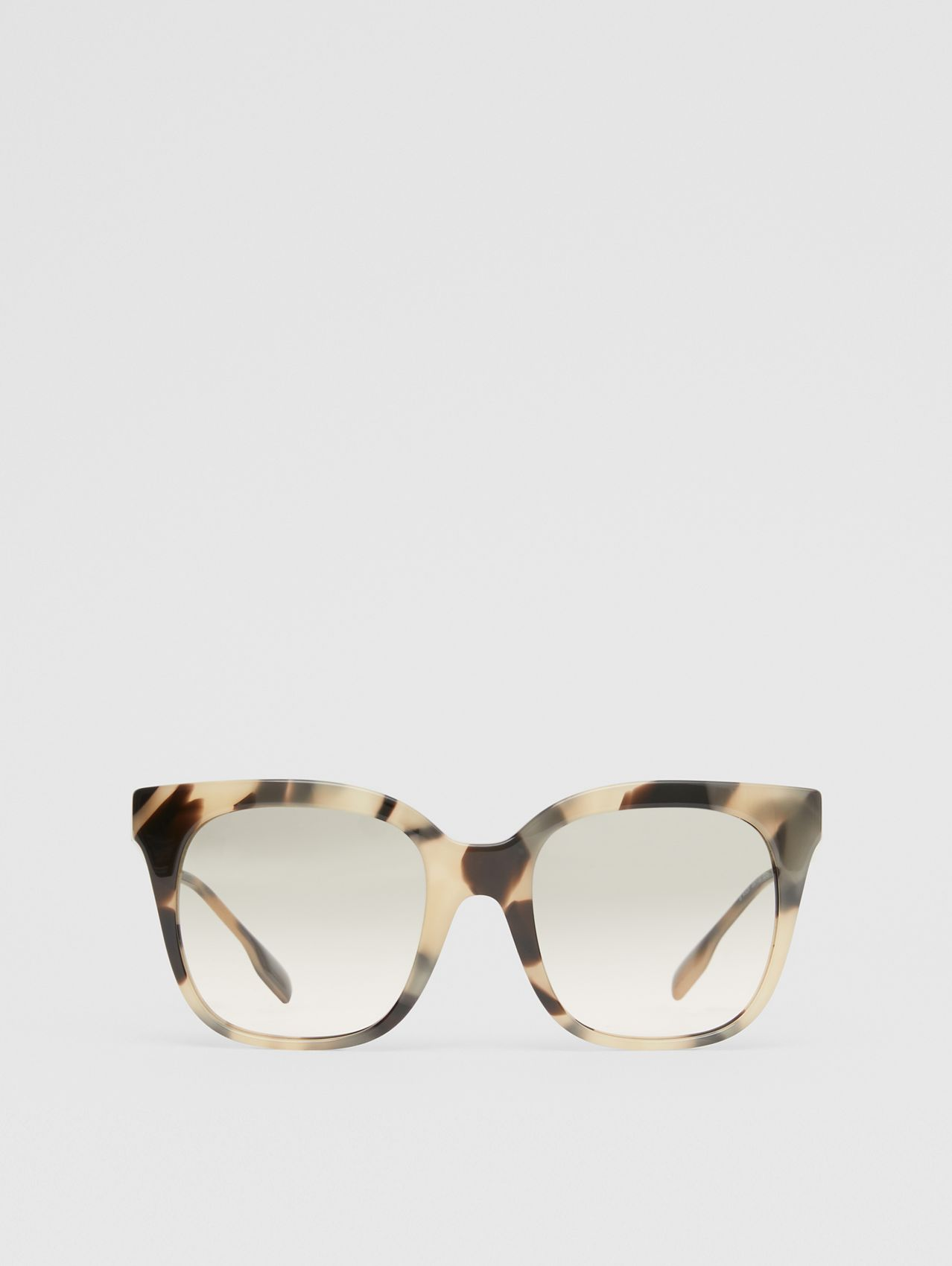 Butterfly Frame Sunglasses in Honey Tortoiseshell