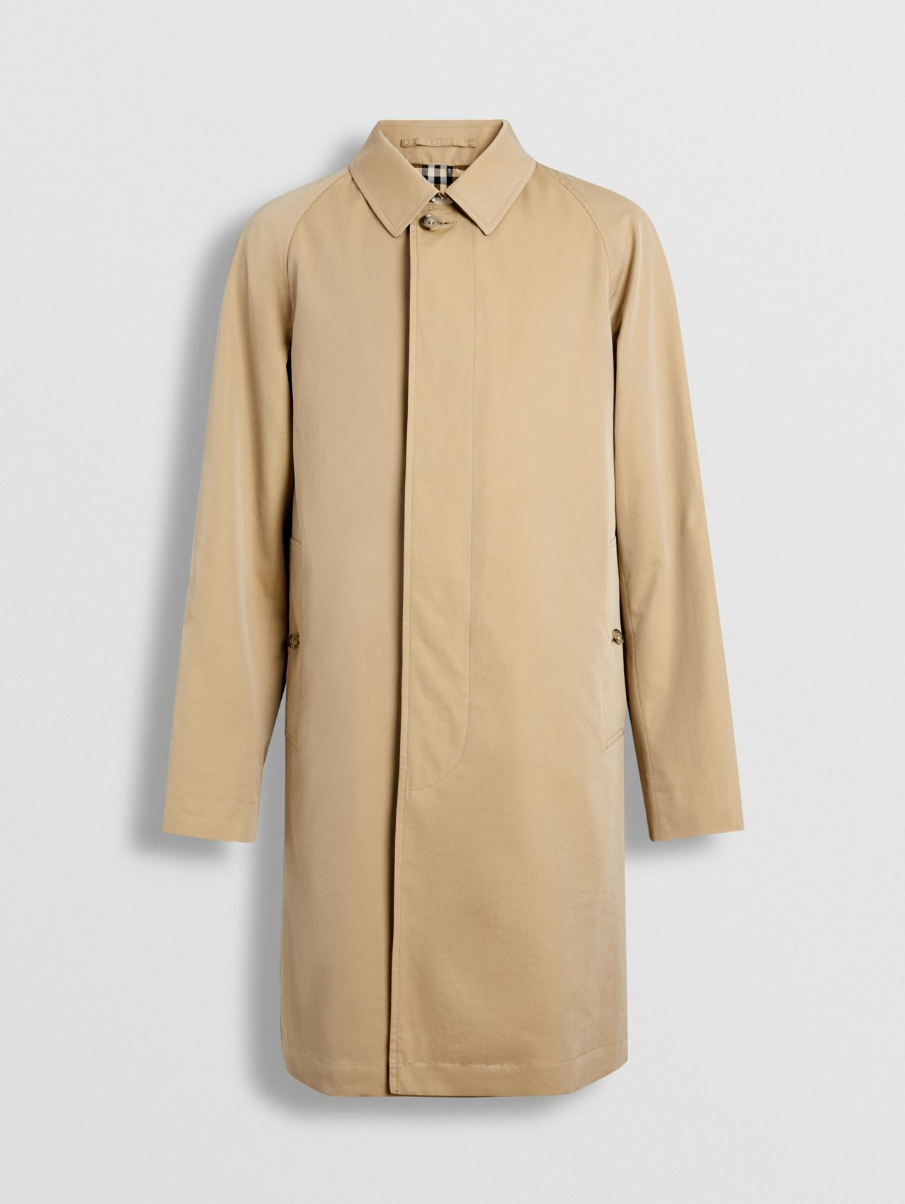 The Camden - Car Coat in Mel