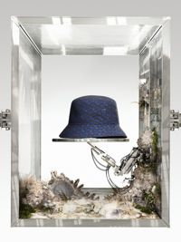 TB Summer Monogram Hat