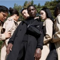 Trench coats masculinos