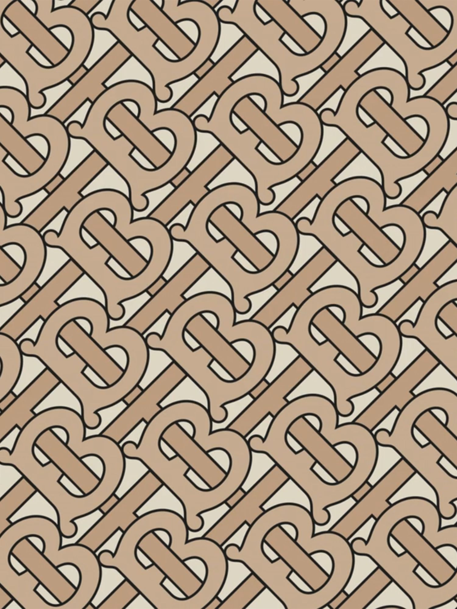 The Thomas Burberry Monogram