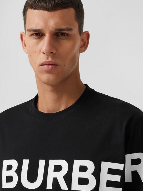 BURBERRY T-shirts Horseferry Pr