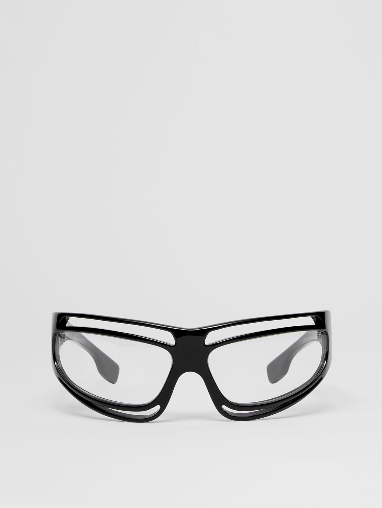 Eliot Shield Frames in Black