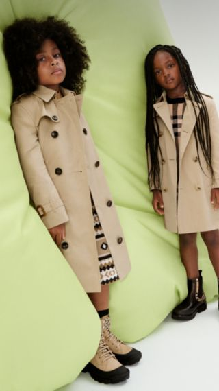 New in: Burberry Childrenswear