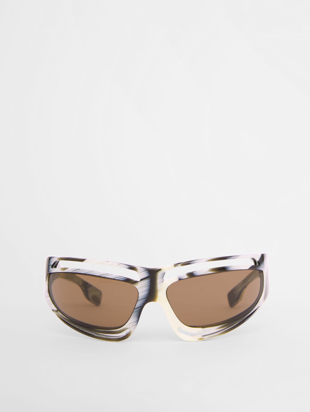 Eliot Sunglasses in Mid-tone Spotted Horn