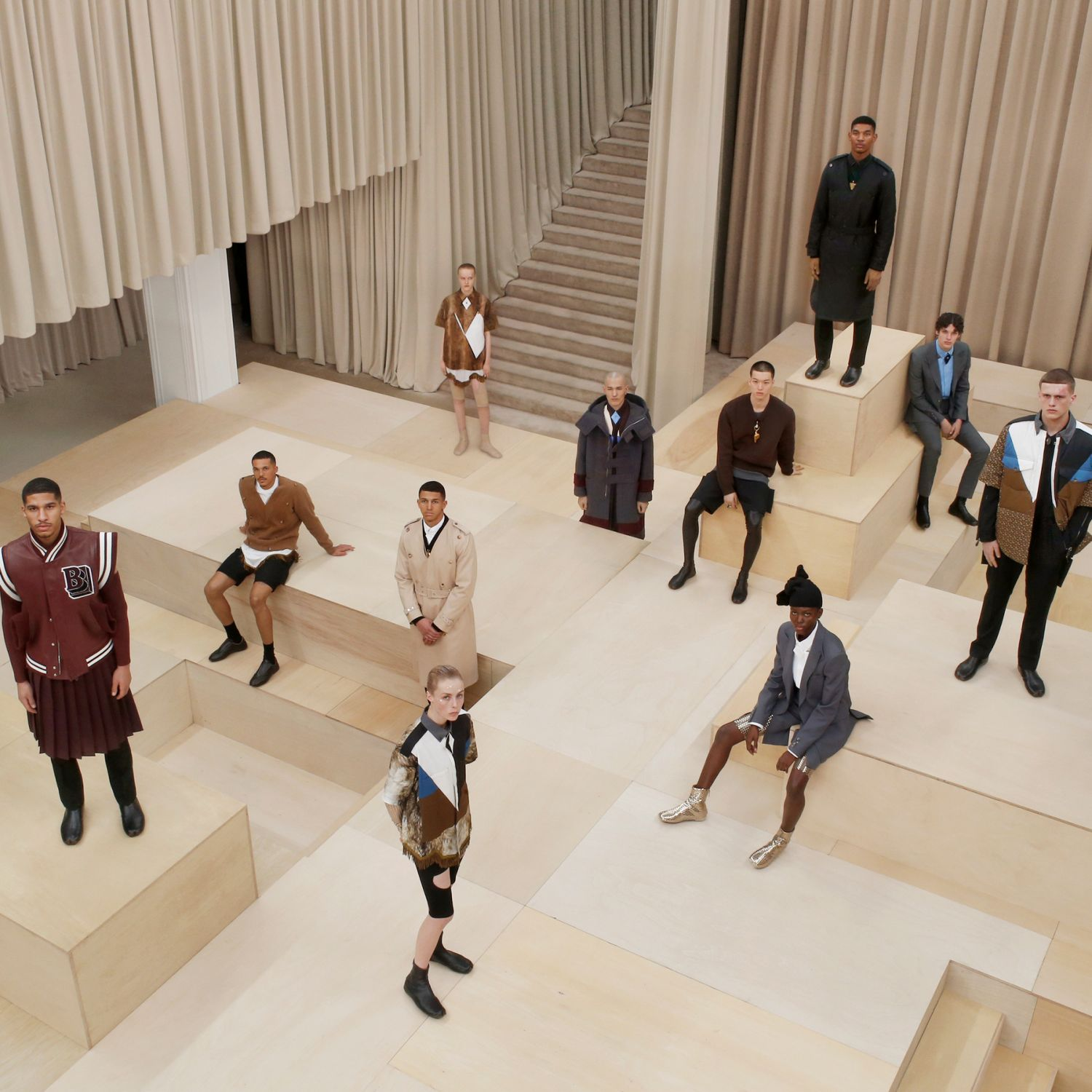 The Autumn/Winter 2021 Menswear Presentation
