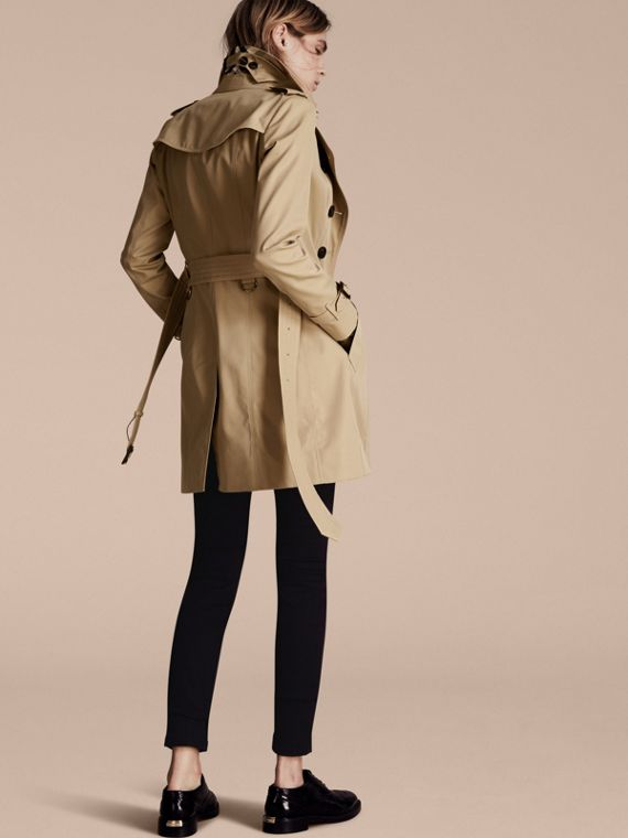 Honey The Chelsea – Mid-length Heritage Trench Coat Honey - cell image 2