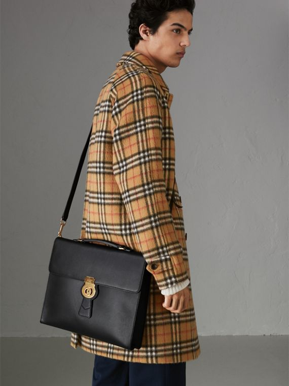Grand porte-documents DK88 (Noir/noir) - Homme | Burberry Canada - cell image 3