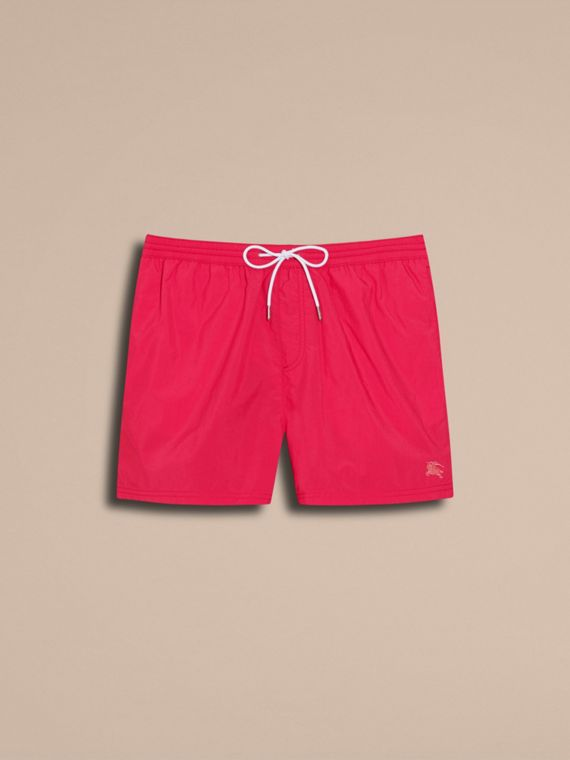 Bright crimson pink Lightweight Swim Shorts - cell image 3