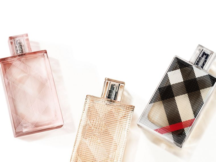 Eau de Toilette Burberry Brit for Her 50 ml - cell image 2