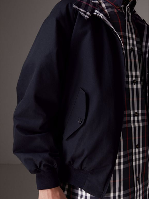 Veste Harrington réversible Gosha x Burberry (Marine) - Homme | Burberry Canada - cell image 1