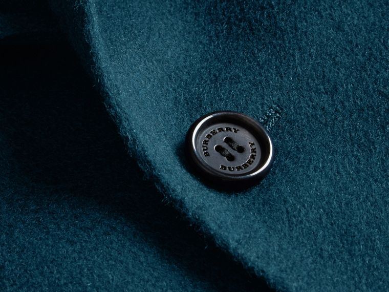 Mineral blue Modern Fit Lightweight Cashmere Tailored Jacket Mineral Blue - cell image 1