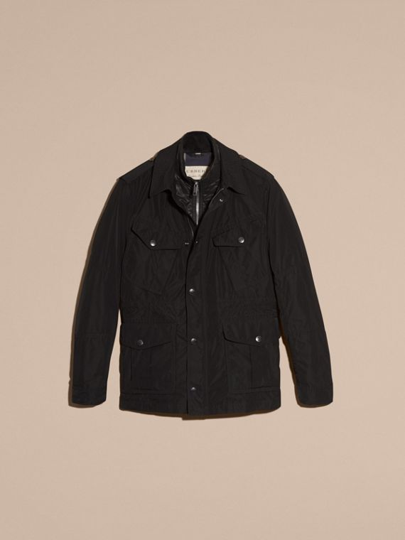 Lightweight Technical Field Jacket with Removable Warmer - cell image 3