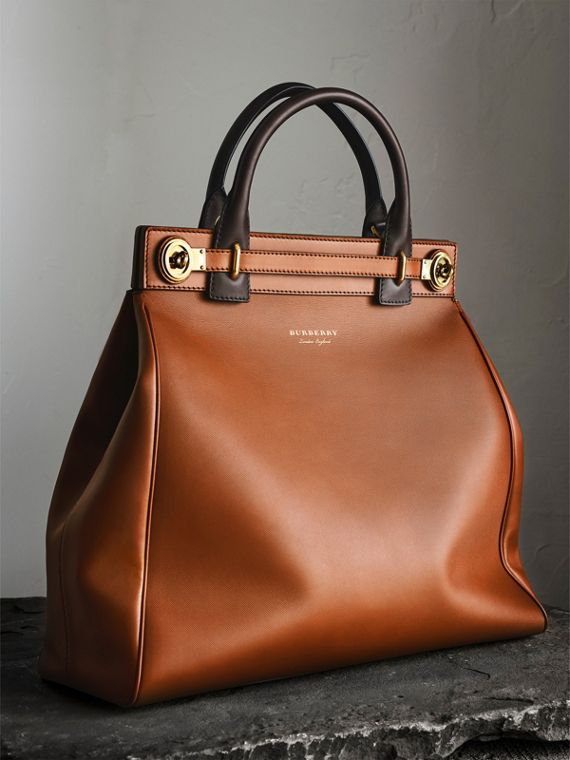 The DK88 Luggage Bag Tan