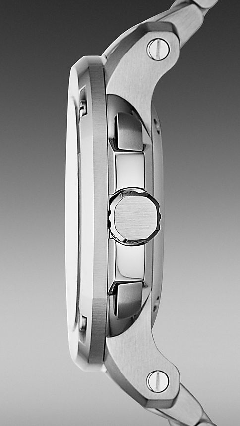 Steel The Britain BBY1102 47mm Chronograph - Image 3