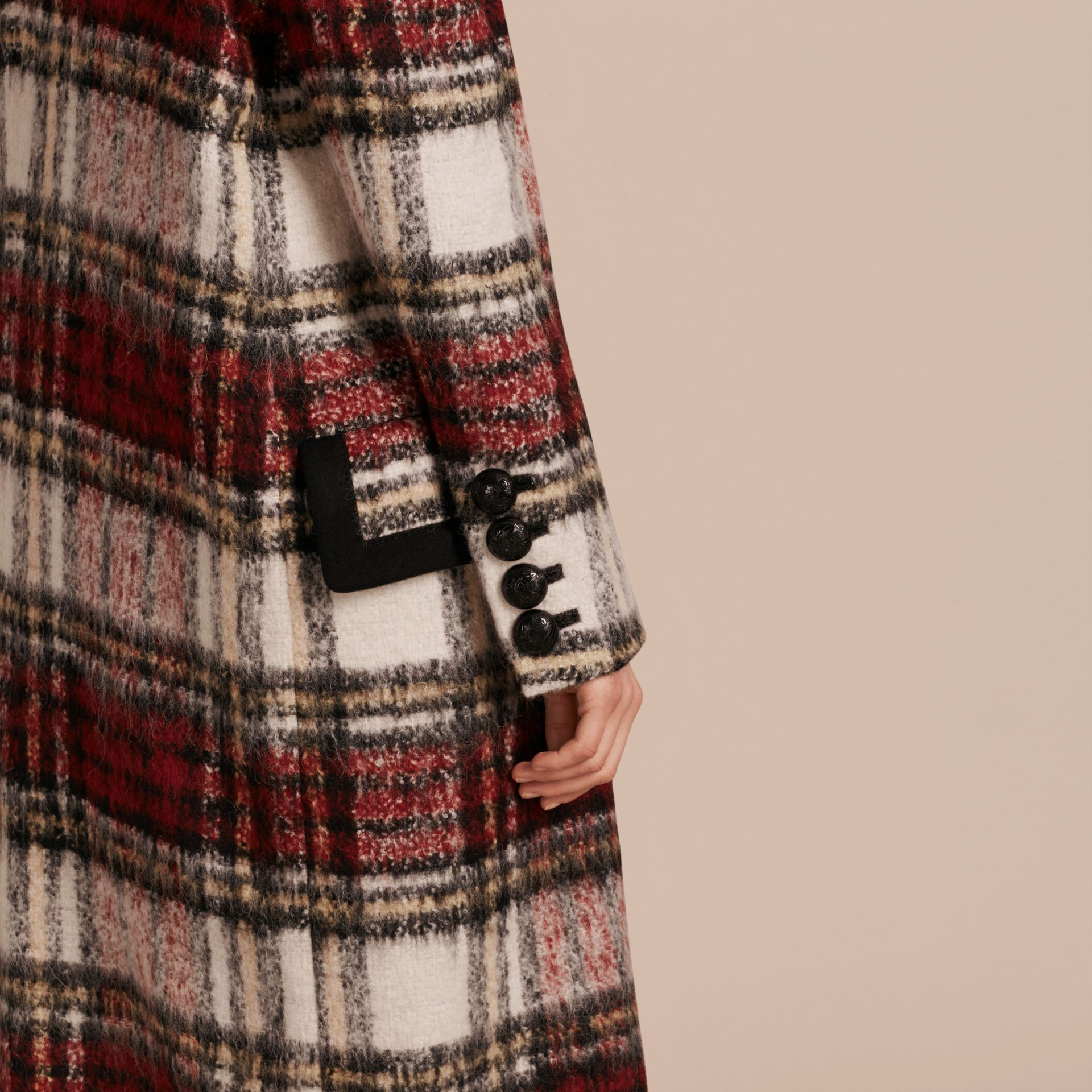 Elderberry The Check Coat - gallery image 5