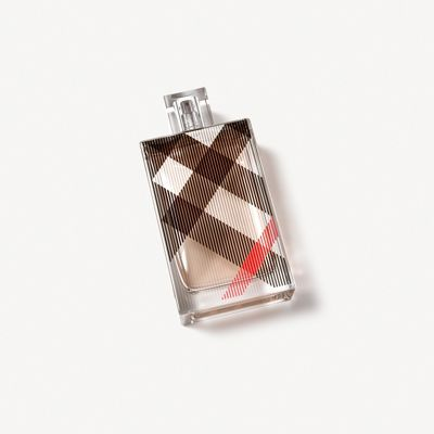 burberry brit eau de parfum spray p75z  Eau de Parfum Burberry Brit for Her 100 ml