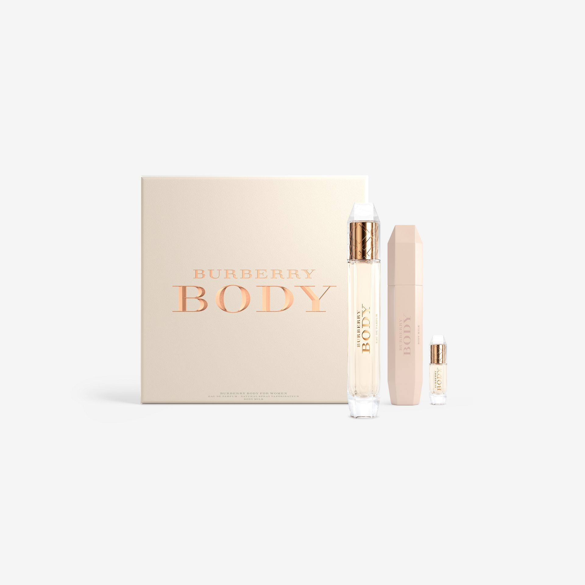 Coffret luxe Burberry Body pour Femme - photo de la galerie 1