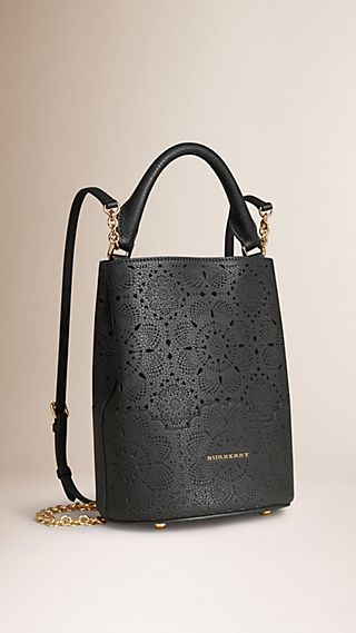 The Bucket Backpack in Lace Leather – Online Exclusive