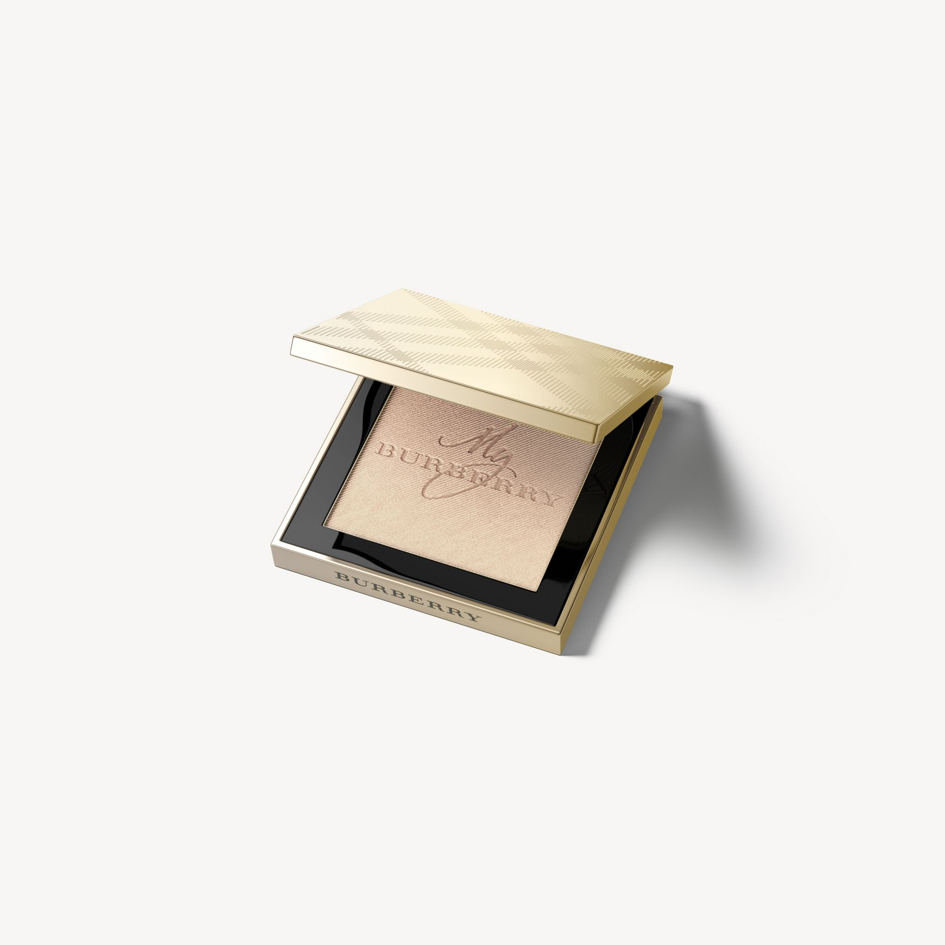 Gold Glow Fragranced Luminising Powder – Gold No.01 Limited Edition - Women | Burberry United States - gallery image 0
