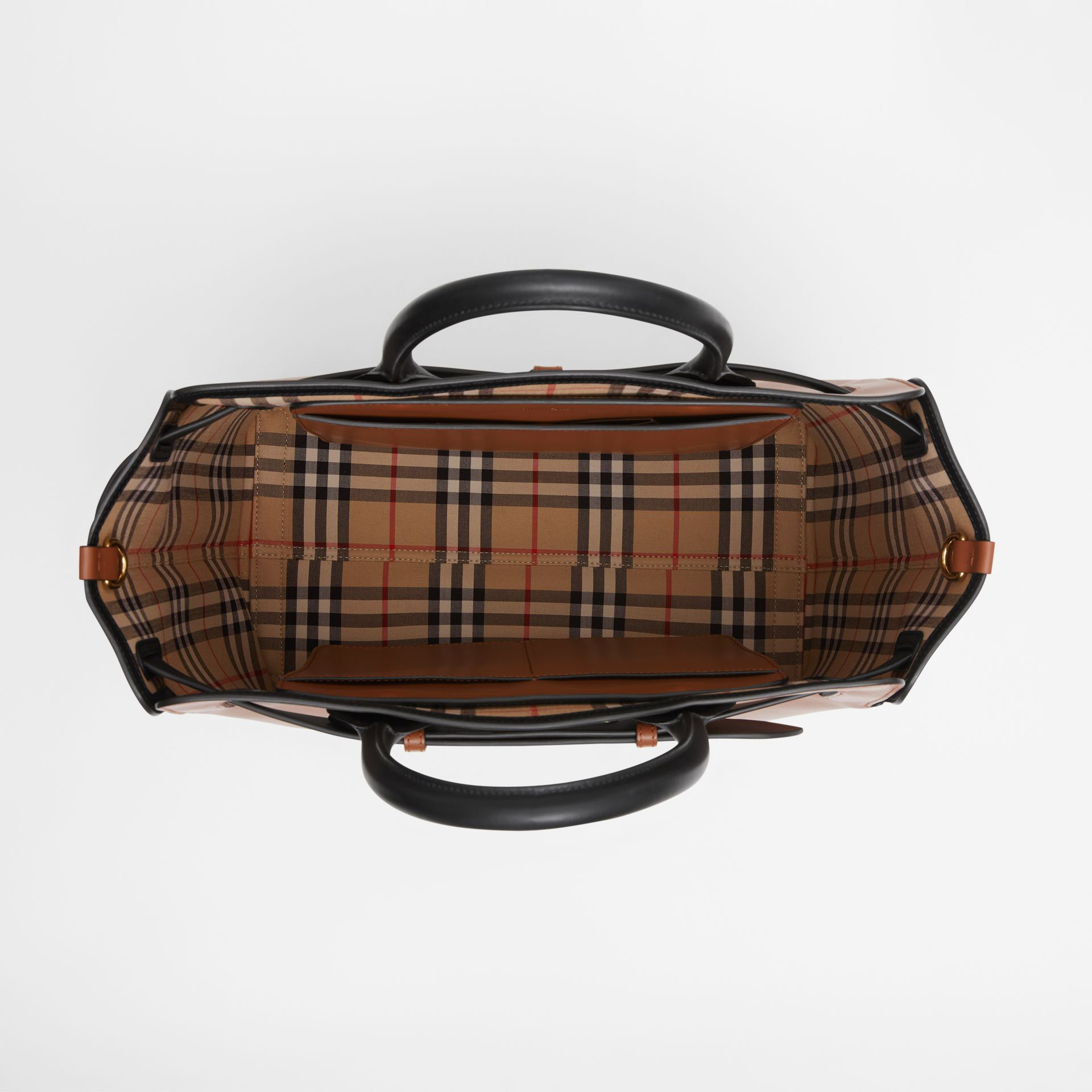 The Medium Belt Bag aus Leder mit Ziernieten (Malzbraun) - Damen | Burberry - Galerie-Bild 4