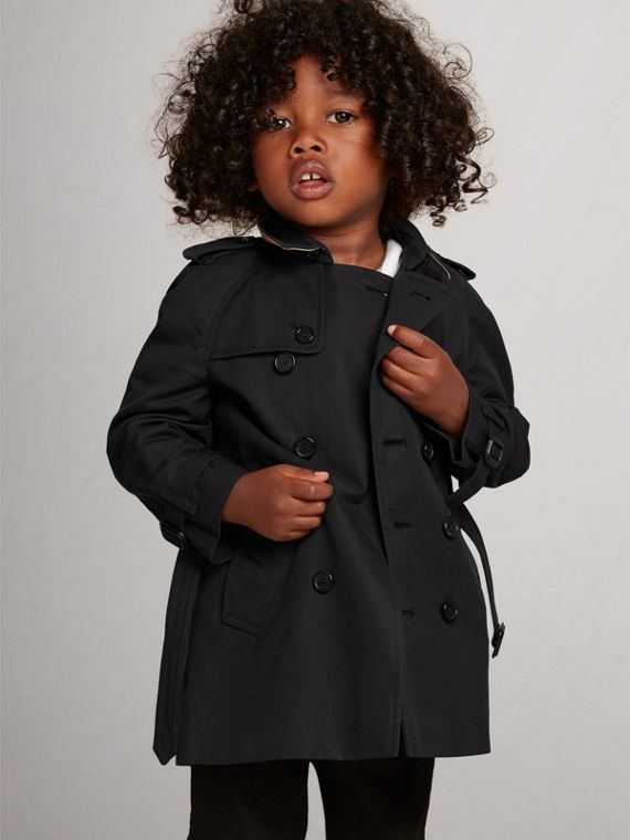 The Wiltshire - Trench coat (Preto)
