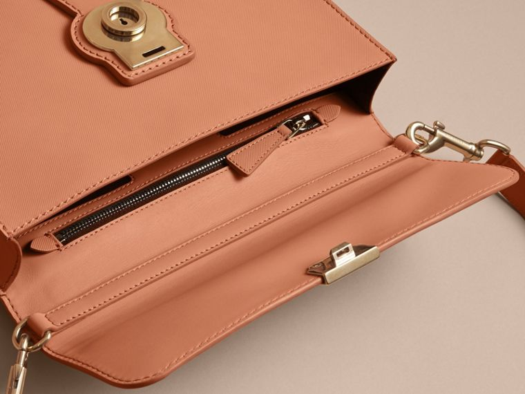 The DK88 Portfolio Case in Pale Clementine - Men | Burberry - cell image 4